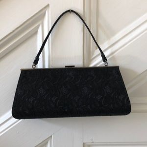 ANN TAYLOR!Like new!clutch/small purse/evening bag